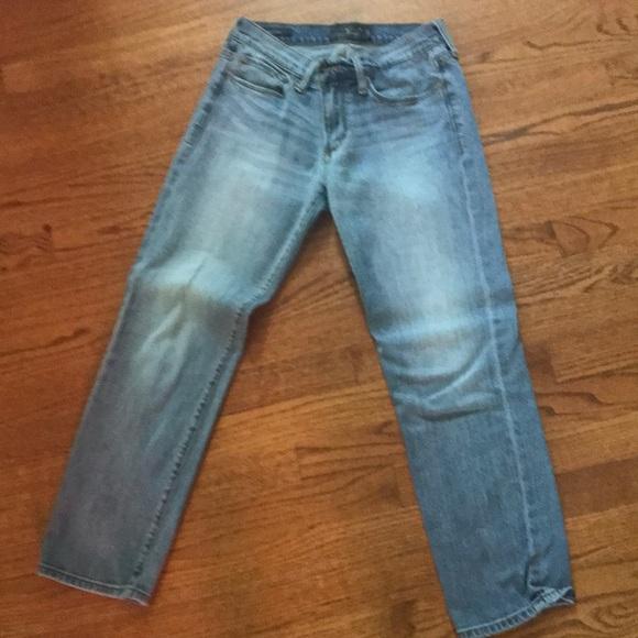 Lucky Brand Denim - Lucky brand sweet crop jeans size 2/26 EUC